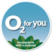 O2 for you Logo